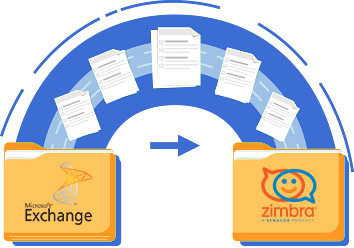 migrate to zimbra